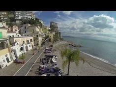 Amalfi Coast - Riprese aeree con drone Costiera Amalfitana - Guardalo