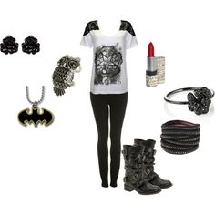 Untitled #1309, created by annepottermalfoy.polyvore.com