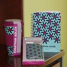 Don't miss out on Back to School supplies with Jonathan Adler!