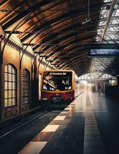 Bahn Berlin, Berlin Photos, S Bahn, Berlin Germany, Trains, Congratulations, Instagram, Friends, Colors