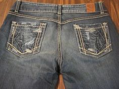 BKE CULTURE Women's Boot Stretch Denim Jeans Size 31 x 33 Excellent Condition  #BKE #BootCut