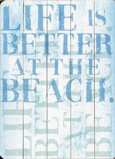Beach Wood Signs: http://beachblissliving.com/vintage-beach-wood-signs/