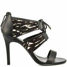 601f1fd8e1d Firm   Charles By Charles David Zebra Print Heels Steve Madden Shoes