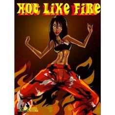 Dope Hot Like Fireart by CHRISCRAZYHOUSE ❤ #Aaliyah #AaliyahArchives #AaliyahDanaHaughton #AaliyahHaughton #Babygirl #Lili #Liyah #TeamAaliyah #Art #Artwork #Illustration #Sketch #Drawing #Vector #Digital #DigitalArt #HotLikeFire #HLF