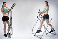 Have low impact equipment at home, for bad weather days, or those days when you don't feel like leaving the house to work out.  To avoid burnout, injury and stress to joints, opt for an Elliptical Trainer. Set it up in front of a window or TV, and go for it. No traffic, no dangers, no hassles.  Elliptical Trainers are easy on your body, effective, and available for under $100.00.