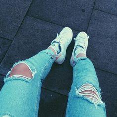Jeans/shoes