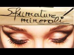 Eyeliner nero opaco: nuova ricetta riveduta e semplificata - YouTube