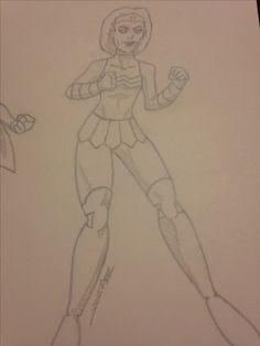#wonderwoman #amazonprincess #ww #warrior #justiceleague #jl #jla #dc #dcu #superheroes #comics #wb #pencil #fanart #difart