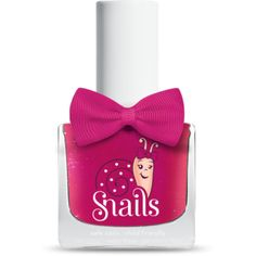 Snails Kindernagellack Cheerleader Fuchsia Pink-Glitzer
