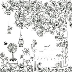 Floral Designs On This is Not Only Incredible, They are Inspiring! Do NOT Let This Pin Get Past You Especially is You are a Mandala or Zentangle Artist! Coloring Book Pages, Printable Coloring Pages, Coloring Sheets, Line Drawing, Doodle Art, Line Art, Bullet Journal, Sketches, Drawings
