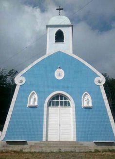 Capela Nossa Senhora Aparecida - Tapera/Trajano de Moraes