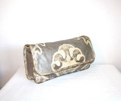 Vintage Clutch, Python, Convertible, This Or That Questions, Clutches, Fabric, Leather, Bags, Etsy