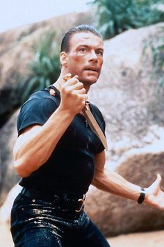 Double Impact again Jean-Claude Van Damme returns as the brother of Jean Vilian Double Impact, Claude Van Damme, Fighting Poses, Human Reference, The Expendables, Twin Brothers, Sylvester Stallone, Hot Actors, Martial Arts
