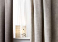 Zurück zum Ursprung. #vorhang #gardine #beige #greige #5400chic #SONNHAUS Modern, Curtains, Design, Home Decor, Minimalist Home, Sheer Curtains, Colors, Trendy Tree, Blinds