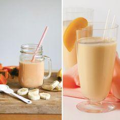 Receita Light da Semana: smoothie tropical