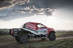 Toyota Imperial South Africa Dakar Team ready for 2015 Dakar Rally