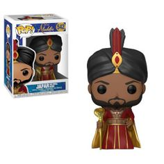 Hafar The Royal Vizier Funko Pop Vinyl Disney Live Action Aladdin Funko Pop Sale, Funko Pop Vinyl, Funko Pop Figures, Pop Vinyl Figures, Pop Marvel, Aladdin Live, Disney Pop, Disney Live, Pop Figurine