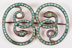 Time Dances By - Victorian Jewelry:VJ250