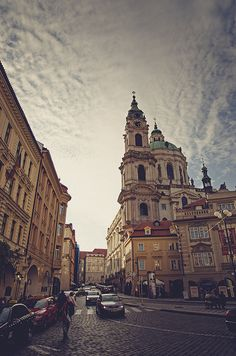 "Malá Strana, Prague 1, Hlavni mesto Praha, Czech Republic - ""Schönes Prag 6"" by Meyer Felix, via Flickr"