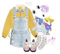 Designer Clothes, Shoes & Bags for Women Aesthetic Fashion, Aesthetic Clothes, Mode Kawaii, Kawaii Clothes, Character Outfits, Cute Fashion, Cool Outfits, Age Regression, Pacifiers