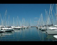 #seaport of Marina di Scarlino