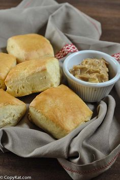 Texas Roadhouse Rolls from scratch