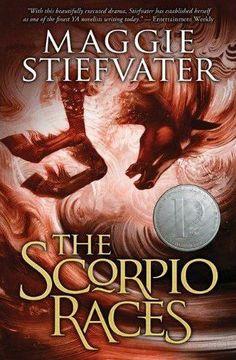The Scorpio Races - Maggie Stiefvater / cover Adam S Doyle