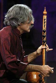 "The great Iranian musician ""Keihan Kalhor"" playing Kamancheh"
