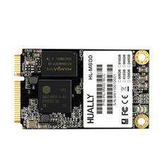 Hually MSATA3  SSD 3*5cm 32GB 60GB/64GB 120GB/128GB 240GB brand 500/200 MB/S Highest Performance mini PCIE SSD mSATA Solid state