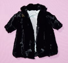 TONNER-10-TINY-KITTY-TOY-SHOPPE-WINTER-FAUX-FUR-COAT-FITS-SIMONE-ROUGE