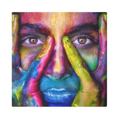 The Color of Humanity Metal Print - girl gifts special unique diy gift idea