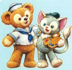 Love Duffy's new friends! Gelatoni