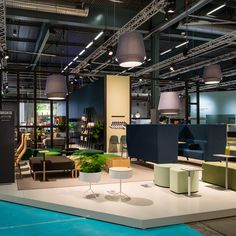 Swedese at Stockholm Furniture Fair 2016