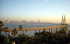 The Bandra–Worli Sea Link, officially called Rajiv Gandhi Sea Link, is a cable-stayed bridge.The foundation stone was laid in 1999 by Shiv S...