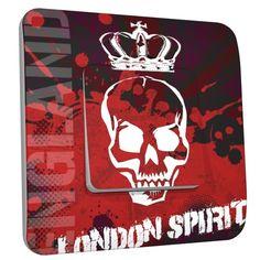 Interrupteur déco London Spirit va & vient simple - DKO Interrupteur