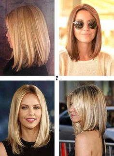 Medium Bob Hairstyles for Fine Hair | New haircut | Pinterest | Fine ...