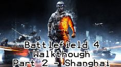 Battlefield 4 Gameplay Walkthrough - Shanghai HARD - PT-BR [Estúdio Game...