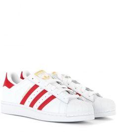nike air max trimestre mi - Adidas Superstar II Blanc Rouge Femmes Adidas Superstar White ...