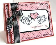 Valentine Layout Inspiration