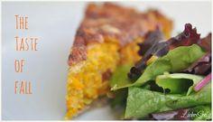 Gluten-free Pumpkin-Quiche ---- Glutenfreie Kürbis-Quiche
