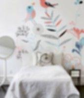 Wall Mural Song Birds   • Inspirations • PIXERSIZE.com