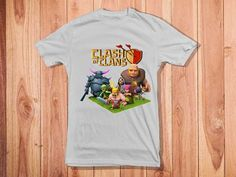 clash of clans troopers for Youth T Shirt by kingsandqueensstore, $17.50