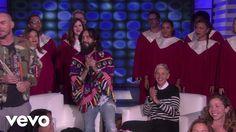 Thirty Seconds To Mars - Walk On Water (Live On The Ellen DeGeneres Show...