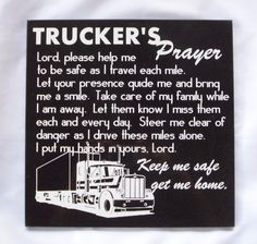 Looks like Mother Nature isn't happy today. I hear the roads are really slippery. so be careful, drive safely. Truck Driver Wife, Tow Truck, Big Trucks, Truck Drivers, Semi Trucks, Trucker Tattoo, Truck Living, Trucker Quotes, Gifts For Truckers