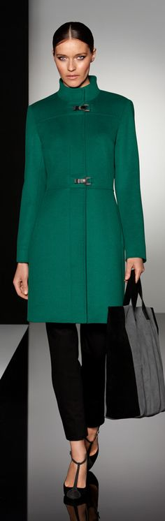 Cinzia Rocca - fall 2013 the BEST coats!