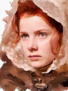 Watercolor by Vitaly Shchukin