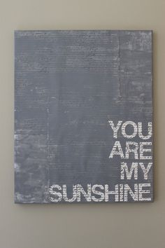 you are my sunshine on Pinterest | 90 Pins