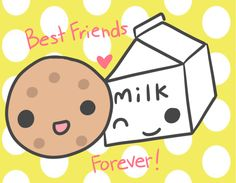 Milk and Cookies BFF
