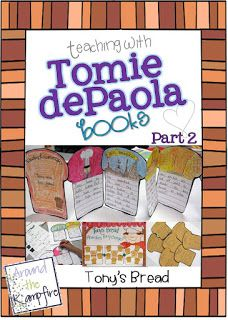 Teaching with Tomie dePaola Books Part 2: The Art Lesson