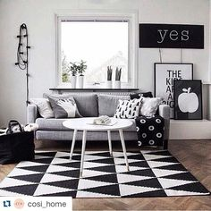 #Repost @cosi_home ・・・ Nordic Decor... Nossa paixão... #decoração #homedecor #cooldecor #scandinaviandecor #nordicdecor #cozydecor #beautiful #inspiration #inspiração #referência #cosi_home by @miniwilla